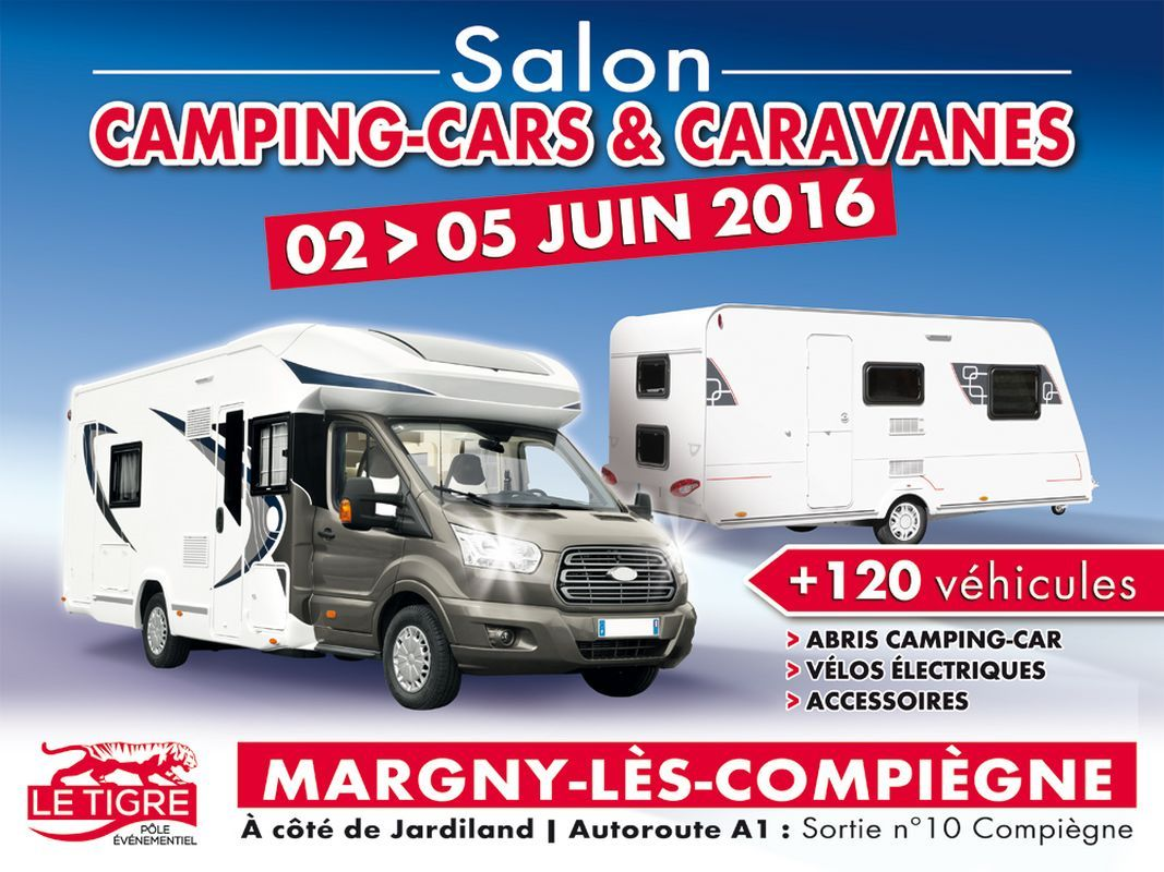 salon du camping car et de la caravane a margny l s compi gnes 60 autostar. Black Bedroom Furniture Sets. Home Design Ideas