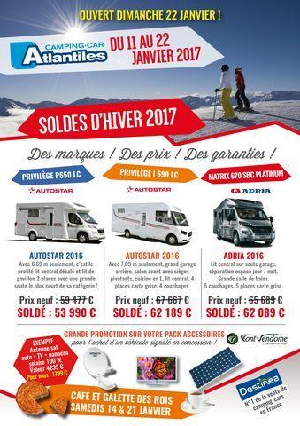 Portes ouvertes chez camping car atlantiles autostar - Porte ouverte camping car ...