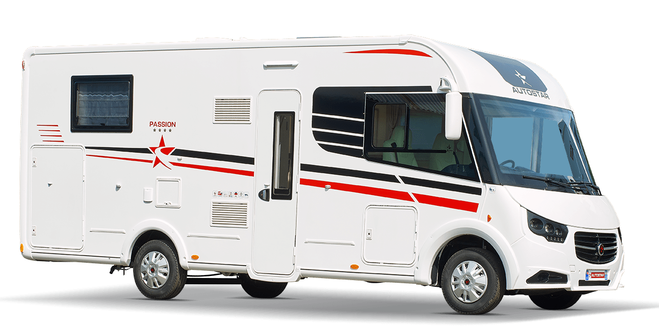 Camping-car intégral I730 LJA