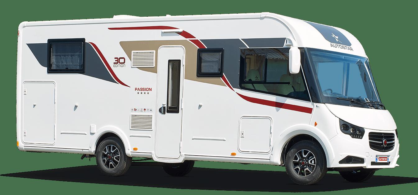 Camping-car intégral I730 LC Lift