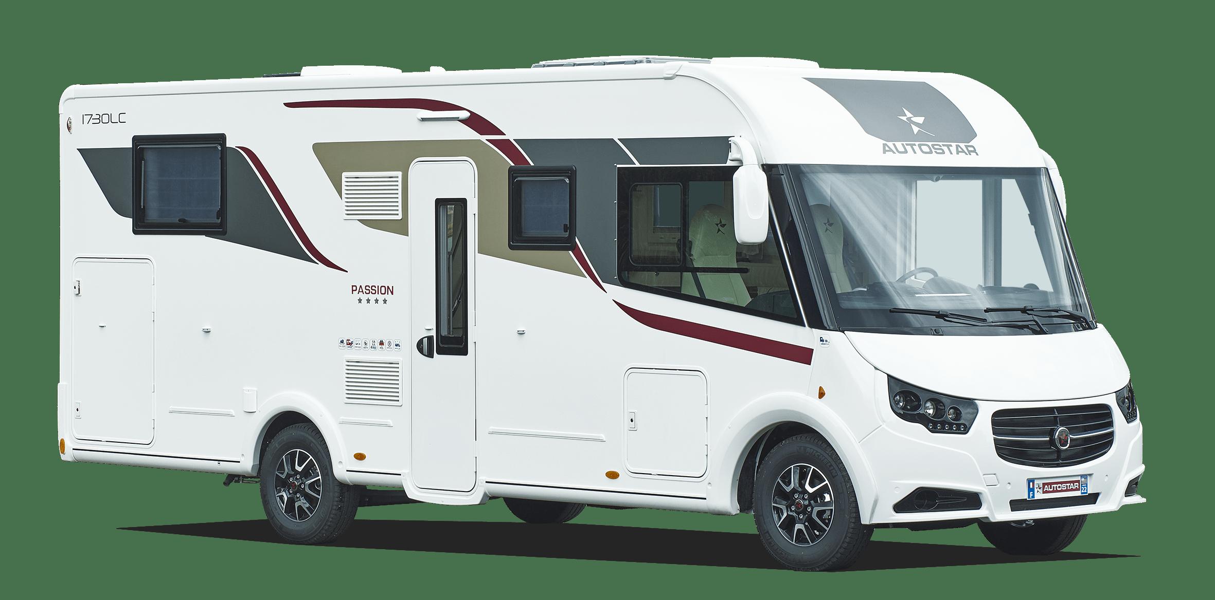 Camping-car intégral I720 LC Lift