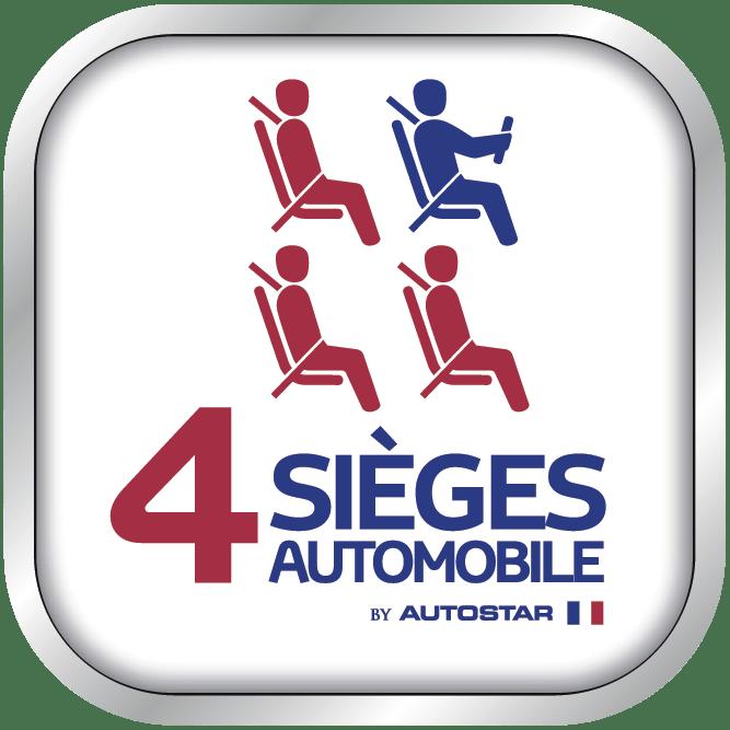 4 sièges automobile camping-car autostar
