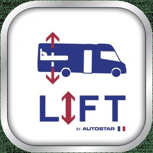 camping-car avec lit lift