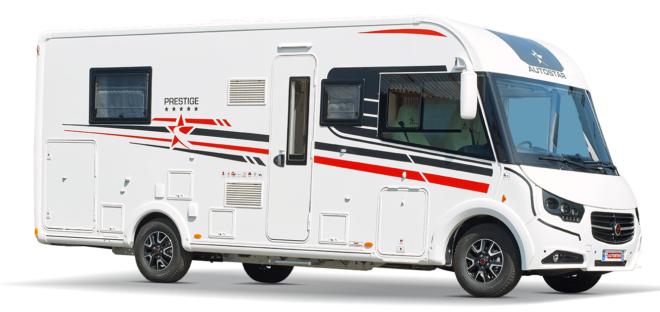 Camping-car intégral I693 LC Elite