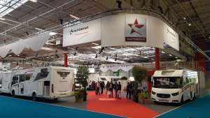 Salon du Bourget 2019 stand AUTOSTAR