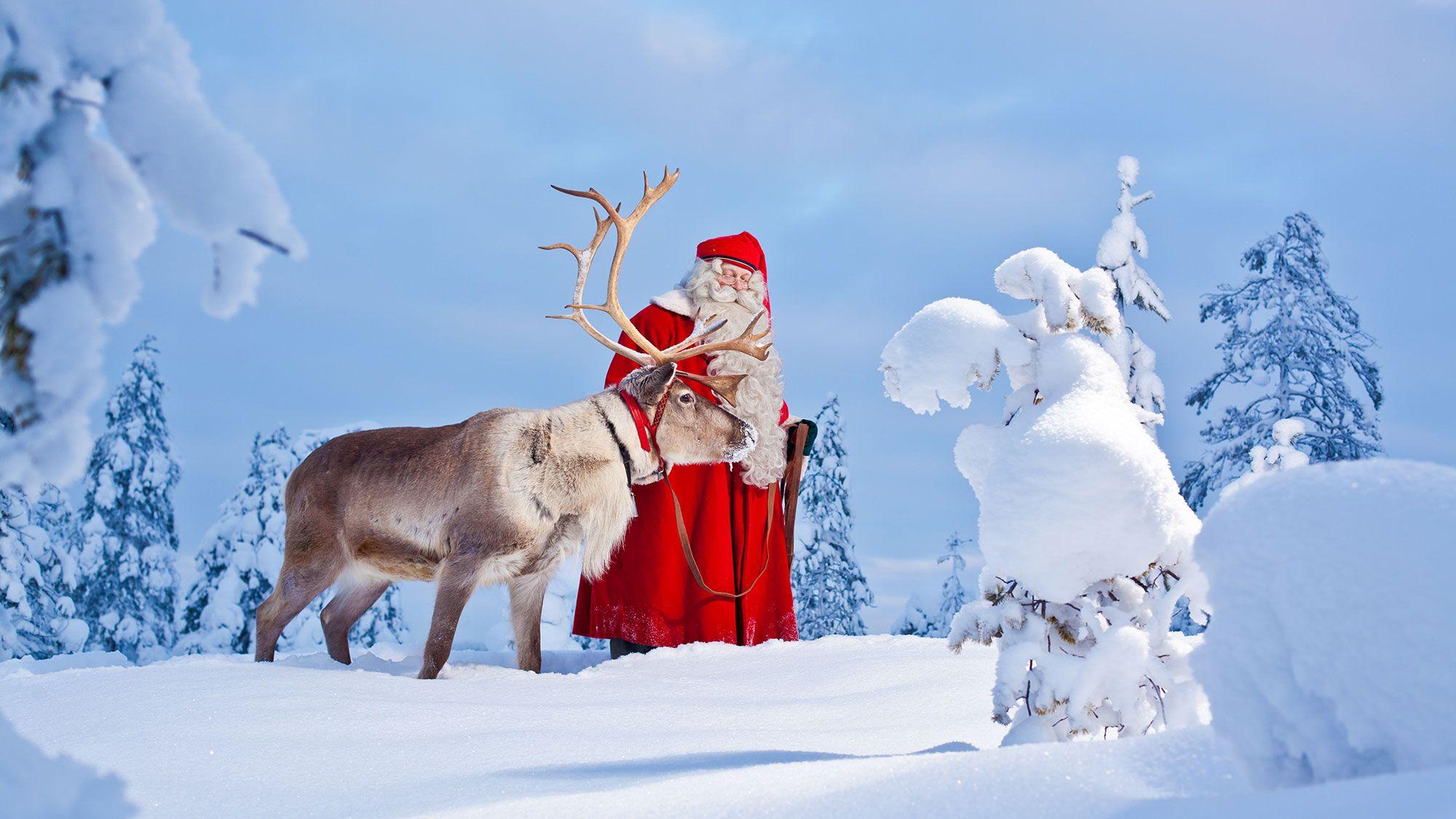 Camping-car à Noël