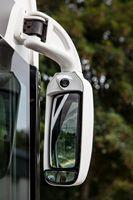 Une caméra dans chaque rétroviseur bus