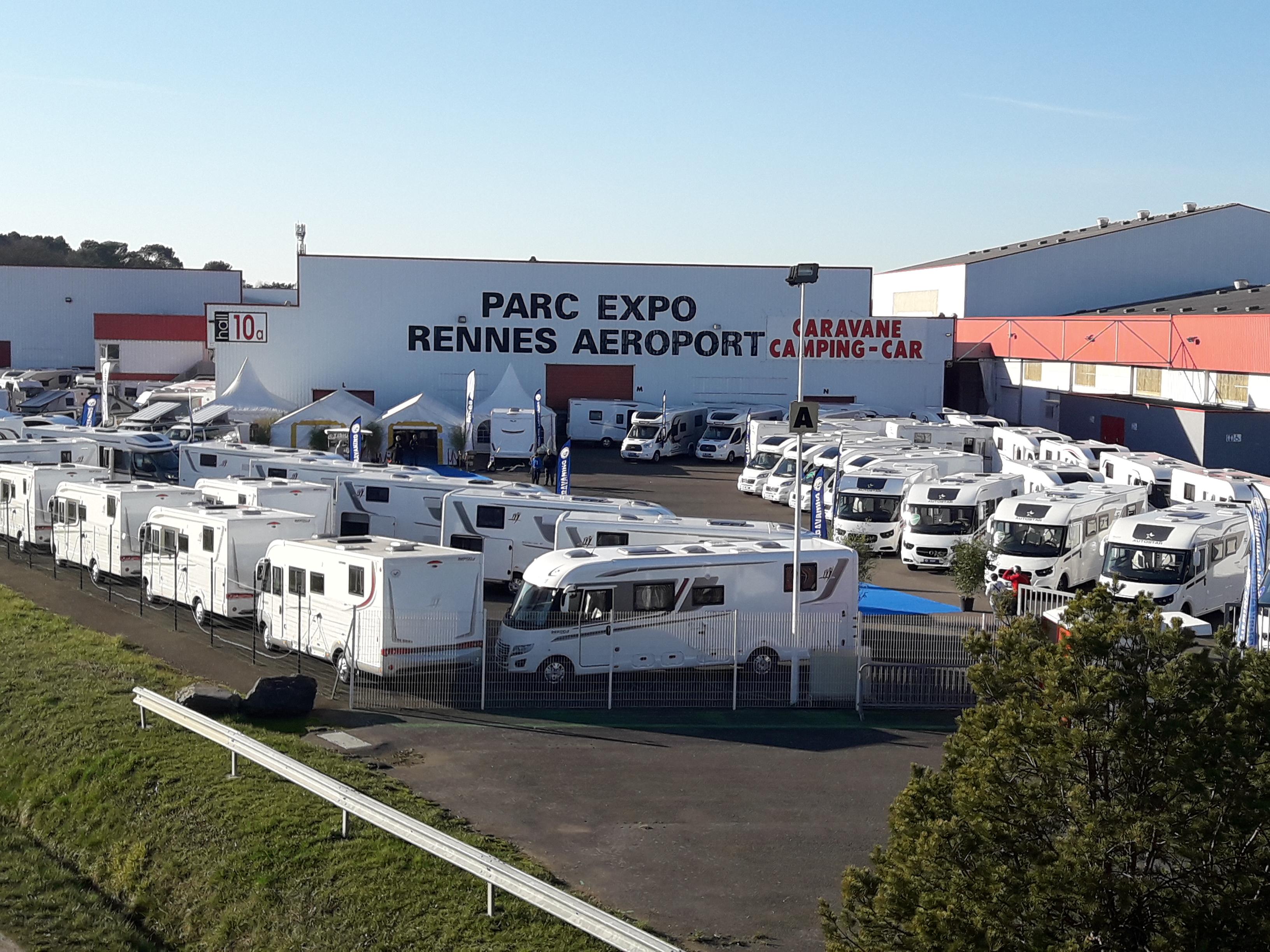 Les Portes-ouvertes et salons de camping-cars en Février 2019