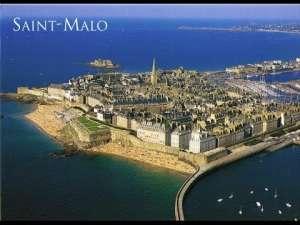 Bretagne en camping-car St-Malo