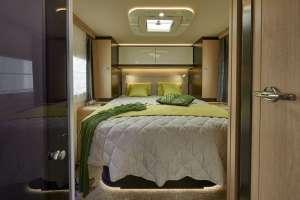 Camping-Car nouvelle génération PRESTIGE DESIGN EDITION GAMME 2020 CHAMBRE LIT CENTRAL