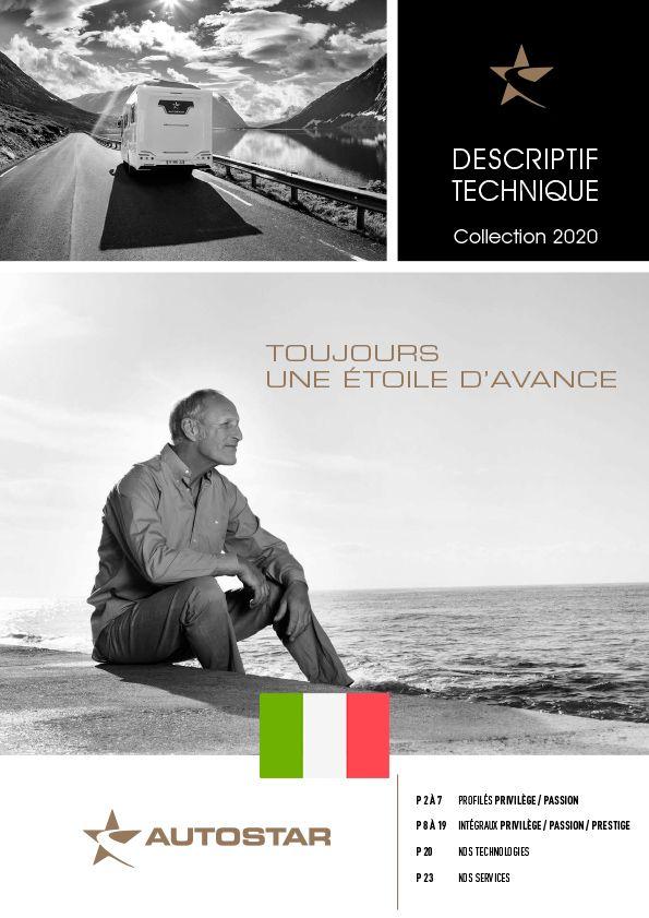 Documento tecnico 2019 - Italia