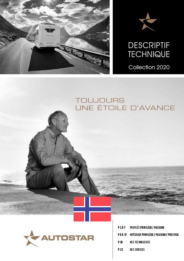 Teknisk papir 2019 - Norge