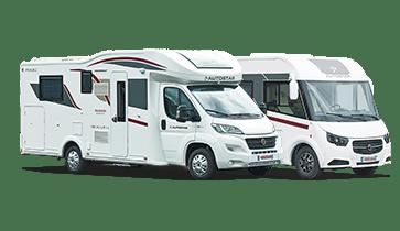 Camping-cars profilés et intégraux: faîtes votre choix !