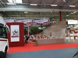 Salon du Bourget Stand AUTOSTAR