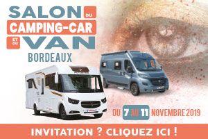 Les salons des camping-cars sur le mois de Novembre