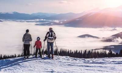 Partir au ski en camping-car