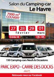 Salon du Camping-car Le Havre