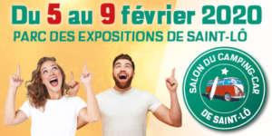 Salon du camping-car Saint Lô