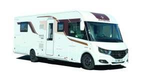Camping-car intégral AUTOSTAR