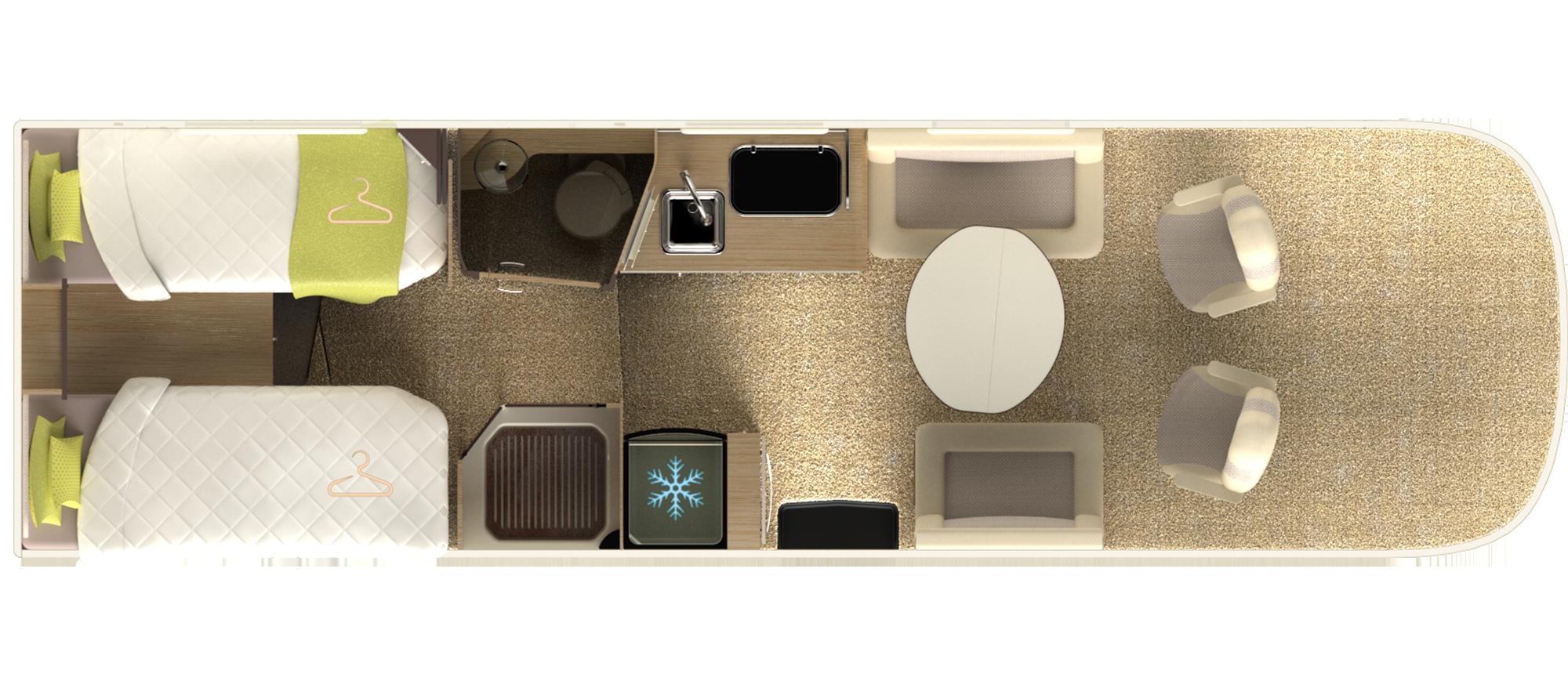 Camping-car intégral I790 LJ Design Edition