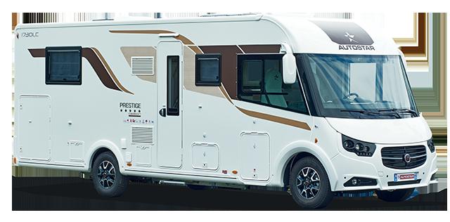 Camping-car intégral I721 LC Lift