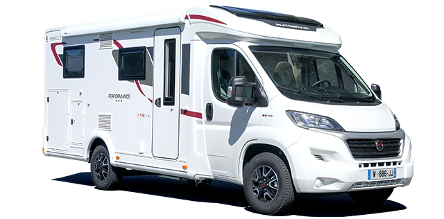 Camping-car profilé P690 LC Lift