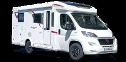 Camping-car profilé compact AUTOSTAR