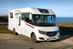 camping-car intégral celtic edition I721LC