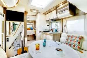 camping-car intégral passion I721LCA
