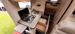 autostar cuisine du performance P650LT