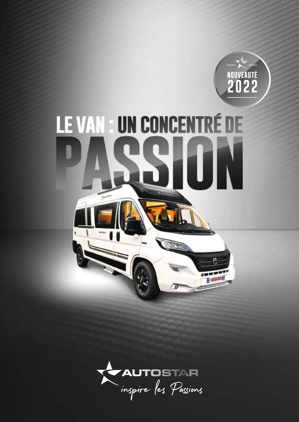 Catalogue Vans 2022 - France