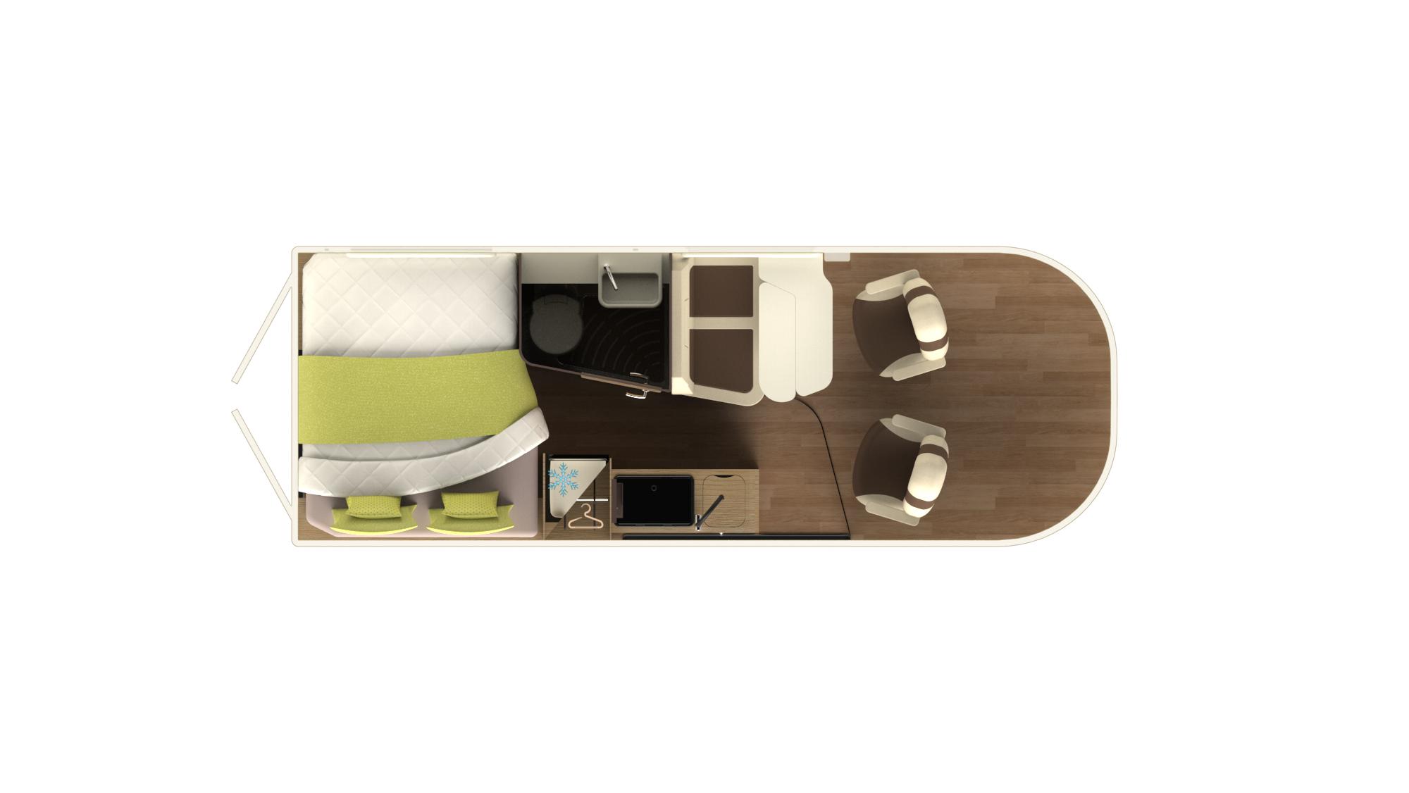 Van V590 LT Design Edition