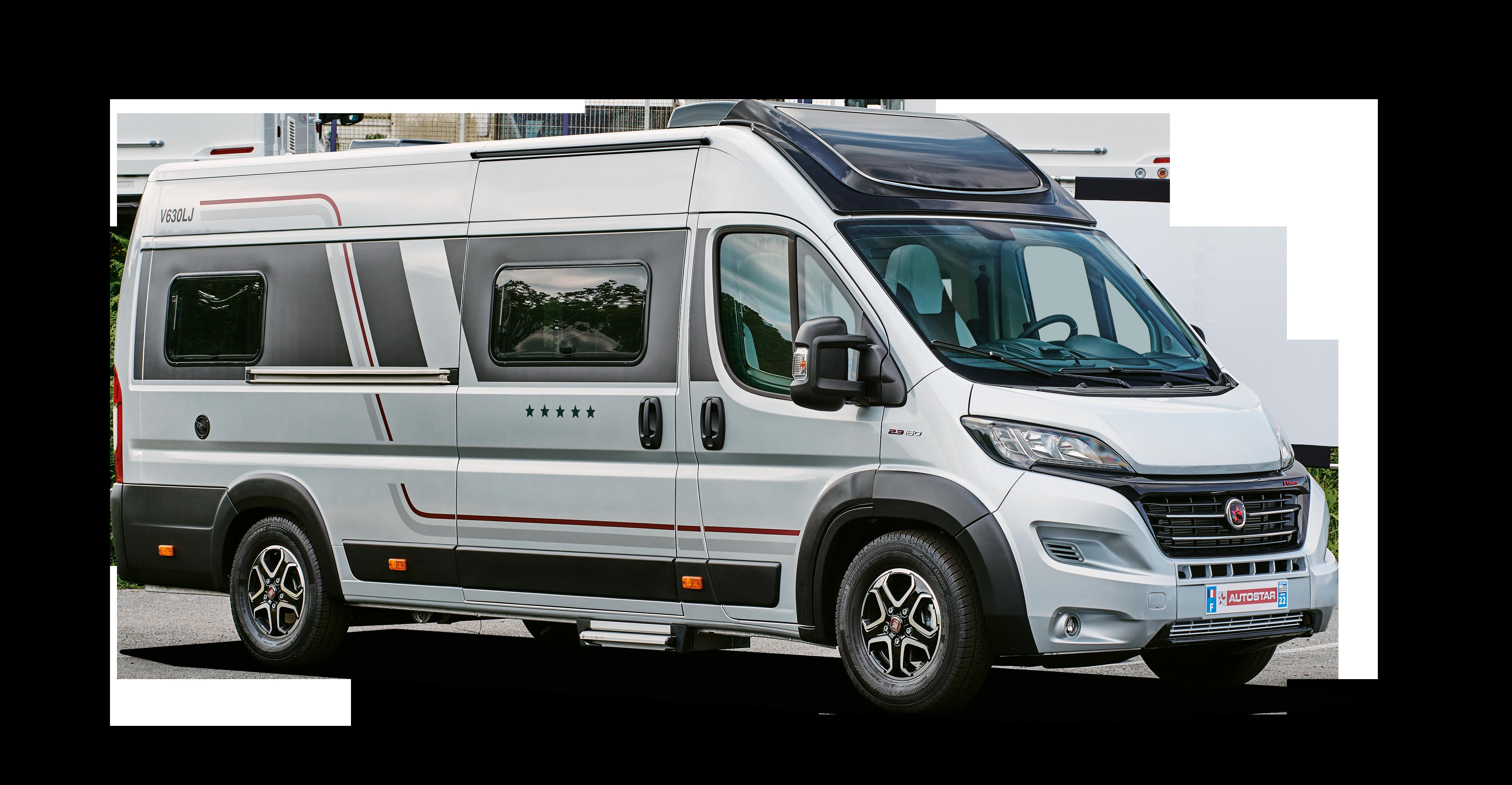 Van V630 LJ Design Edition